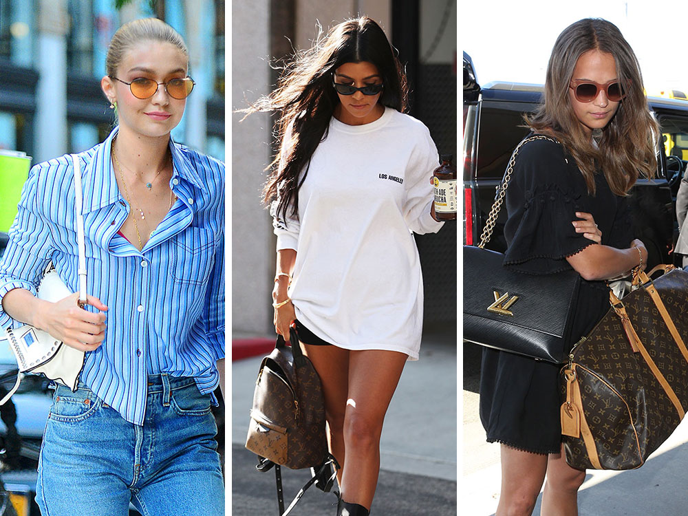 1eaceba20e3 Prada and Louis Vuitton Were the Obvious Winners With Celebs This Week