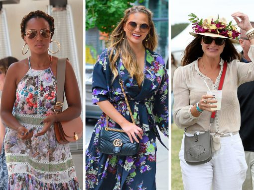 This Week, A-Listers Step Out with Bags from Tod's, Gucci, & Saint Laurent
