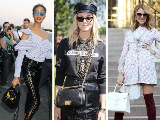 f3cfa4fe3fb The Many Bags Of – Celebrities and their handbags - PurseBlog