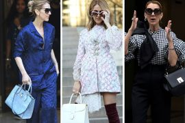 Céline Dion and Her Bags are Having More Fun in France Than Anyone
