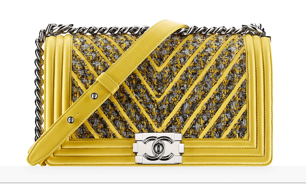 5ad5eec75c7cc2 Check Out 60 of Chanel's Never-Before-Seen Pre-Collection Fall 2017 ...