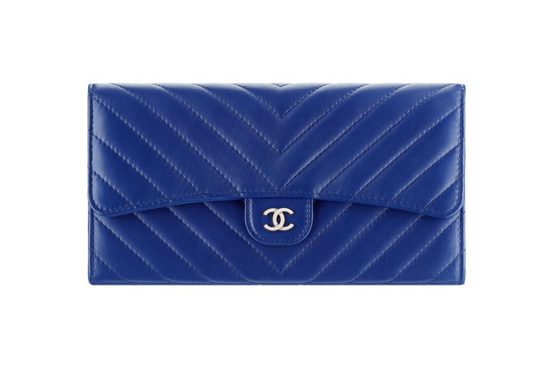 72fd630ff59e Chanel Debuts 60 New Wallets, WOCs and Small Leather Goods with ...