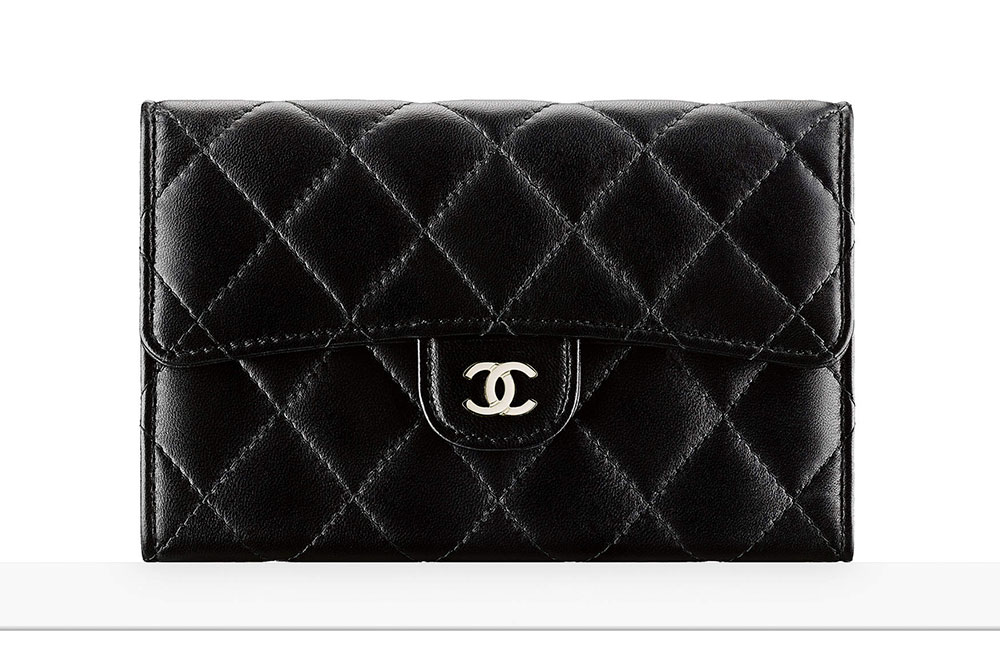 0cc0f75b45e912 Chanel Debuts 60 New Wallets, WOCs and Small Leather Goods with ...