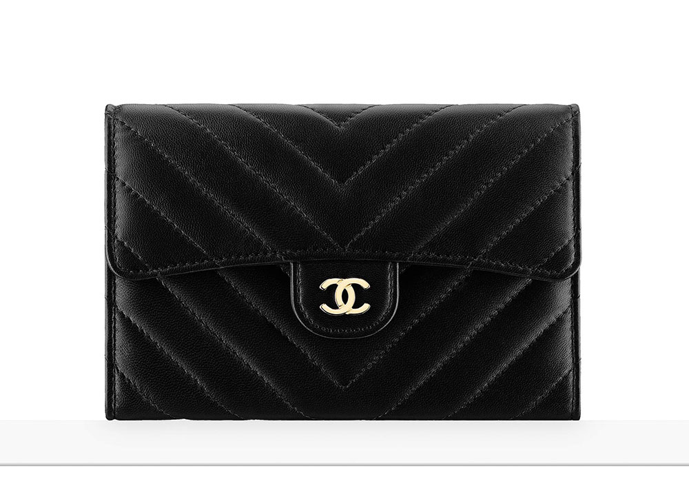 Chanel Debuts 60 New Wallets, WOCs and Small Leather Goods with ...