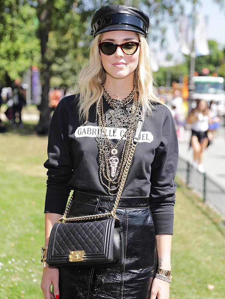 d86ac78f1b62c1 Chiara-Ferragni-Chanel-Boy-Bag - PurseBlog