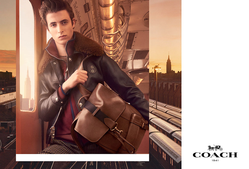 Coach Debuts Fall 2017 Ad Campaign Featuring The Brand New