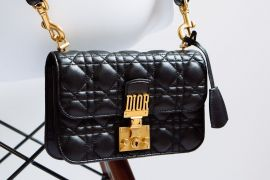 Up Close with the Dior Addict Bag