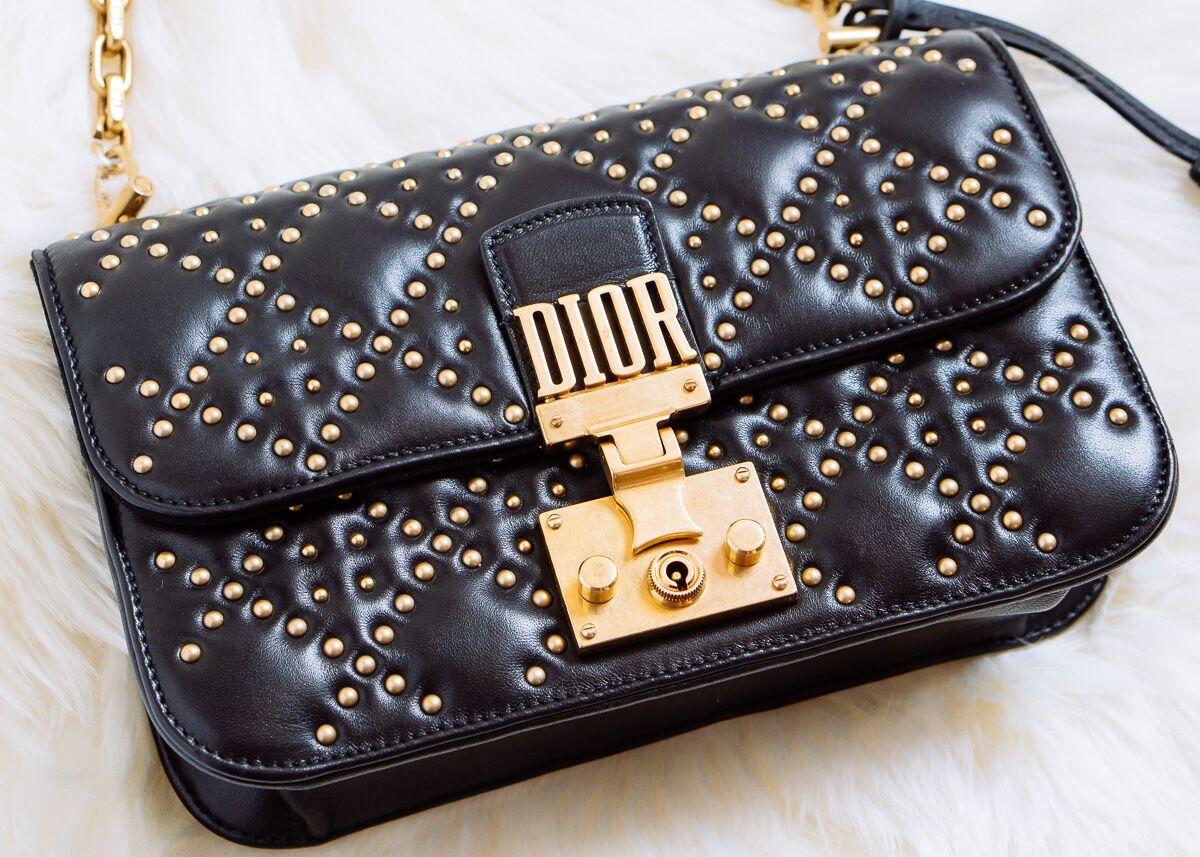 34856085292e Up Close with the Dior Addict Bag - PurseBlog