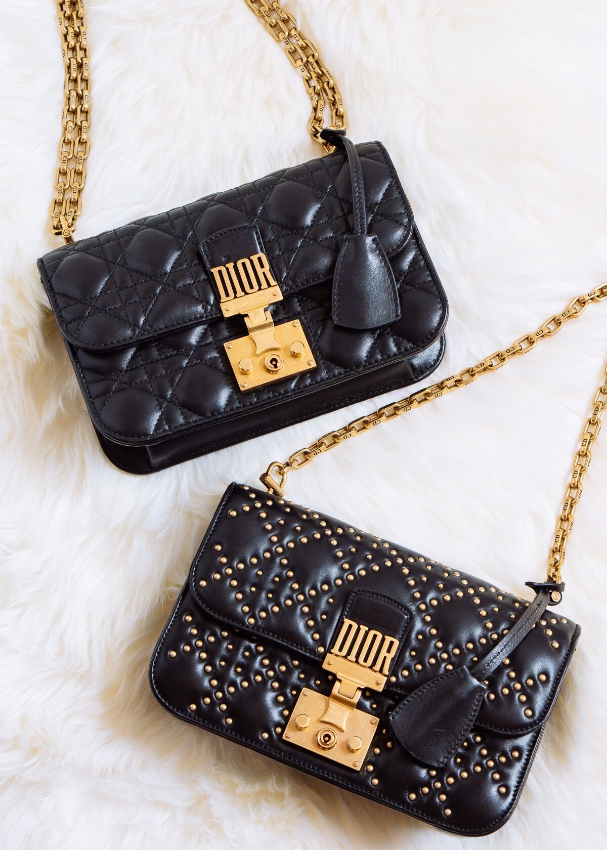 b68d24bc3 Up Close with the Dior Addict Bag - PurseBlog