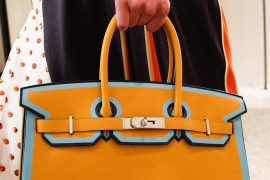 Your First Look at New Versions of the Hermès Birkin and Kelly, Straight From the Resort 2018 Runway