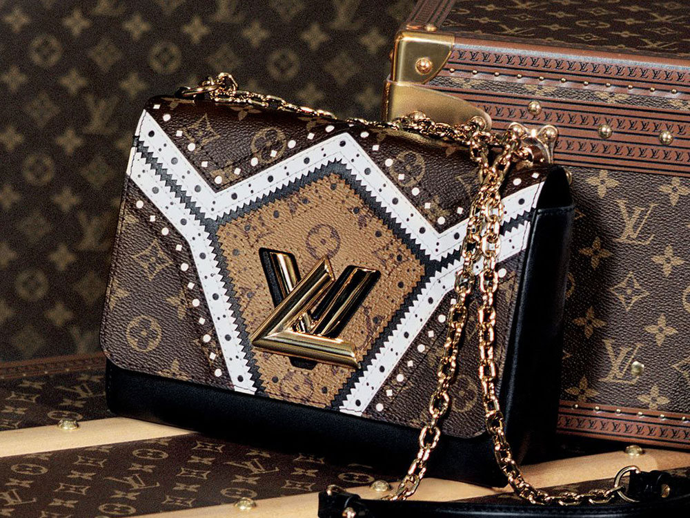 672cc7ba4369 Louis Vuitton s Fall 2017 Ad Campaign is Jam Packed with Brand New Bags.  lazy placeholder