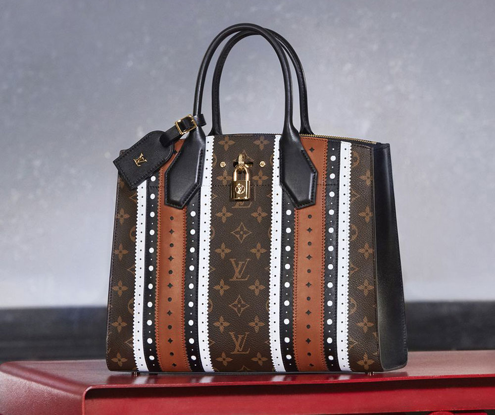 louis vuitton u0026 39 s fall 2017 ad campaign is jam packed with brand new bags