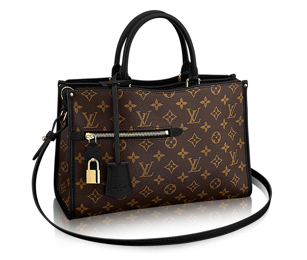 introducing the louis vuitton popincourt tote purseblog. Black Bedroom Furniture Sets. Home Design Ideas