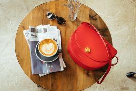 Loving Lately: The Mansur Gavriel Saddle Bag