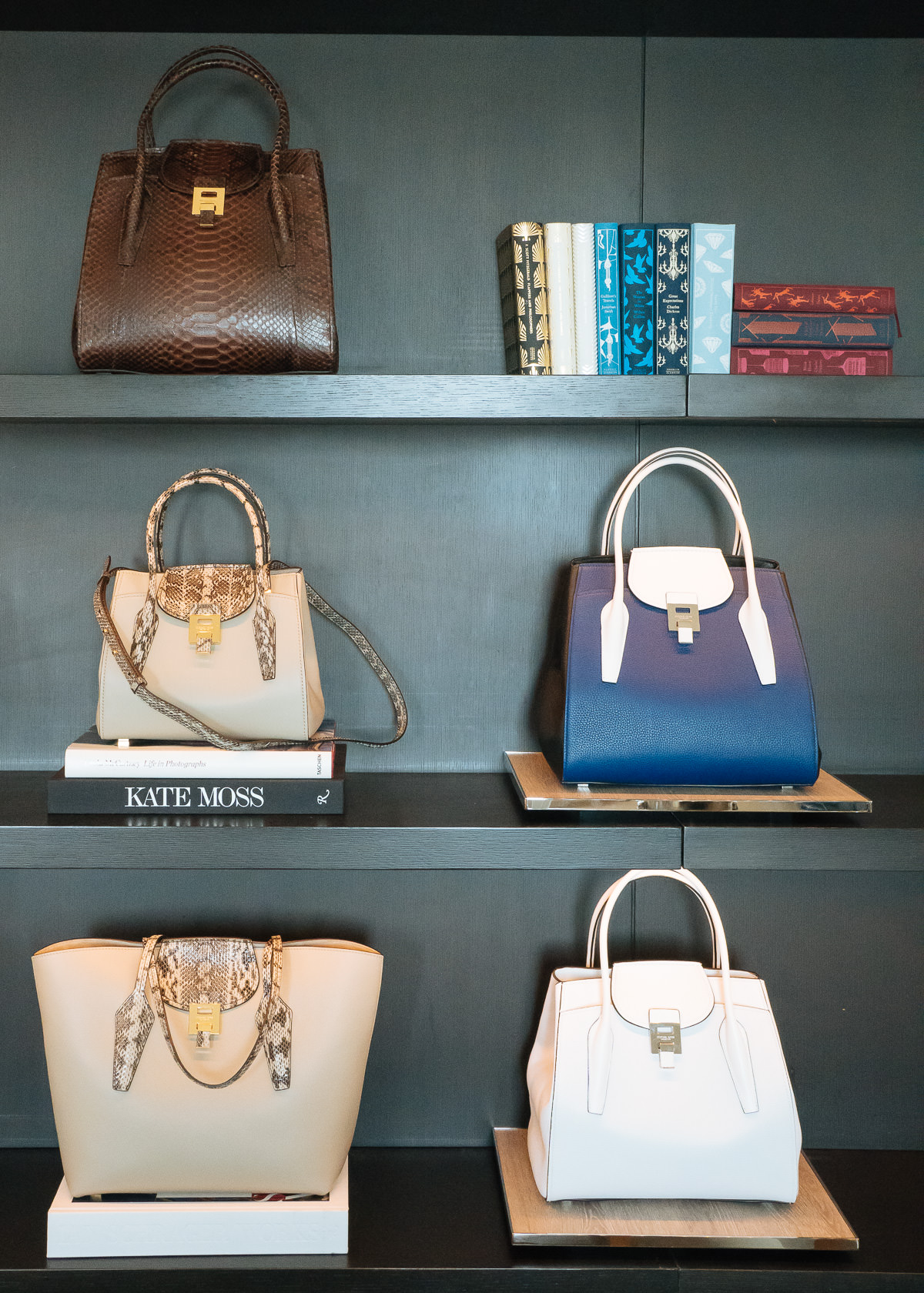 c8da7932e12d While the bags I previewed are part of the Michael Kors Resort 2018  collection, The Bancroft Collection first launches for Fall 2017, hitting  stores ...