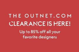 OUTNET.COM Clearance Sale Is Here – Up to 85% Off!