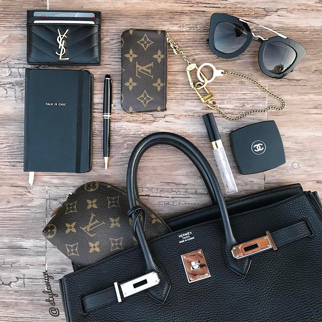 Purseblogwimb This Reader S Collection Of Stunning Bags Wowed Us All Purseblog