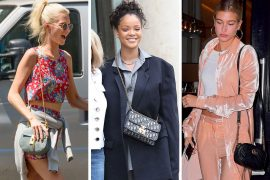 Celebs Shop and Schmooze with World Leaders While Carrying Dior, Gucci, & Givenchy