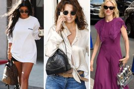 The 13 Best Celebrity Bag Looks of Summer 2017