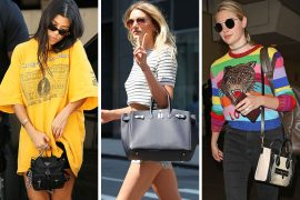 This Week, Celebrities Got the Job Done with Bag from Chanel, Hermès and Dior