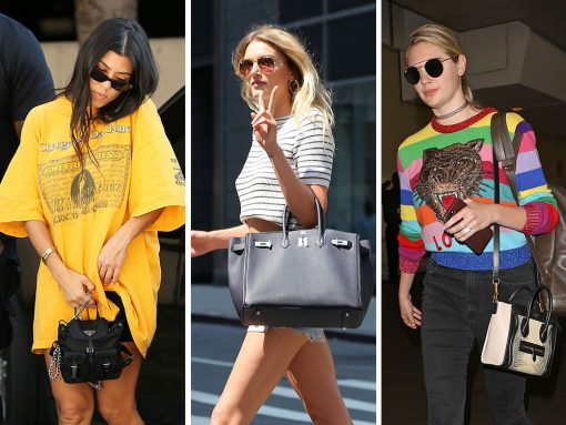8280d99a88e3 This Week, Celebrities Got the Job Done with Bag from Chanel, Hermès and  Dior - PurseBlog
