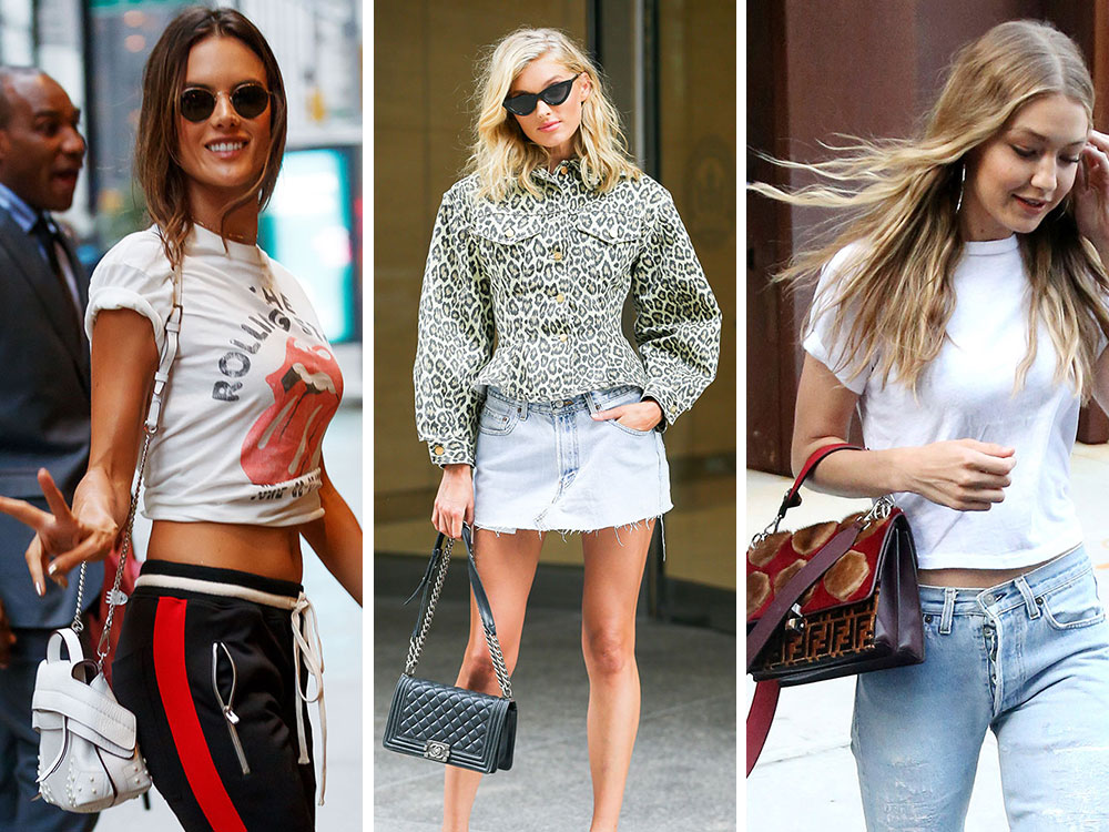 9b97c1e47c4ad5 Angels Hover Around NYC with Bags from Tod's, Alexander Wang & Chanel |  PurseBlog.com | Bloglovin'