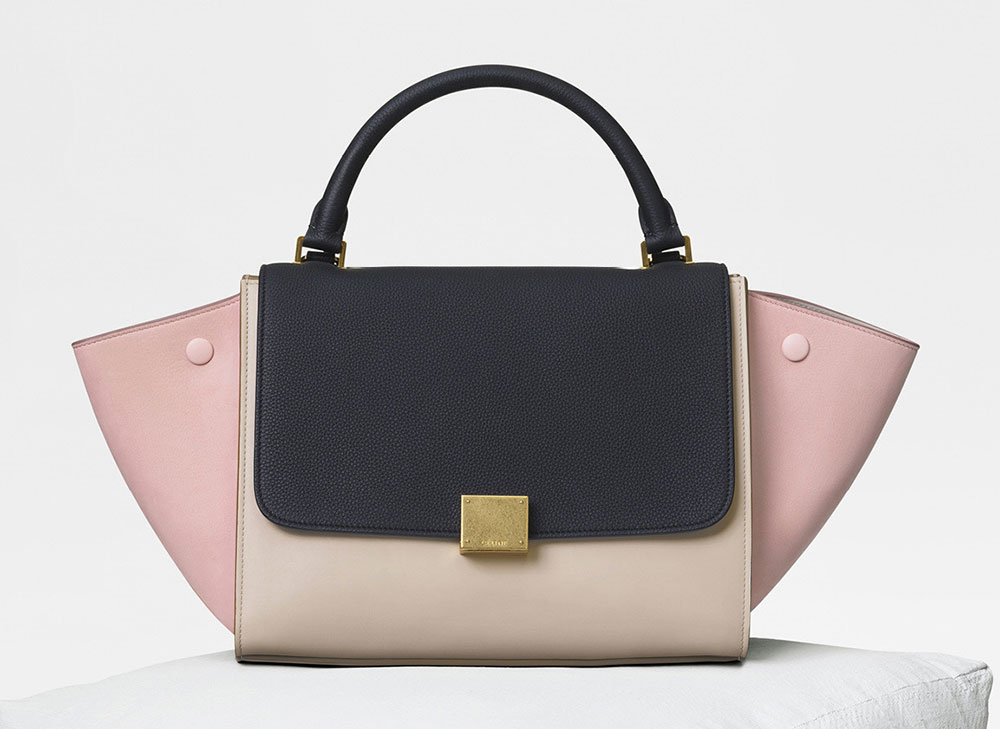 Celine-Trapeze-Bag-Pink-2700 - PurseBlog 96f448bfca6a0