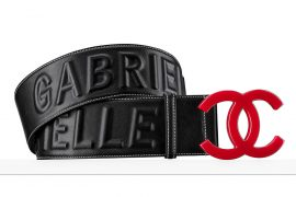 Beyond Bags: Thanks to Gucci, Logo Belts are Having a Big Moment Right Now
