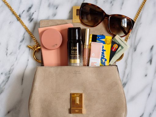 In My Bag: A Day With the Chloé Drew Bag
