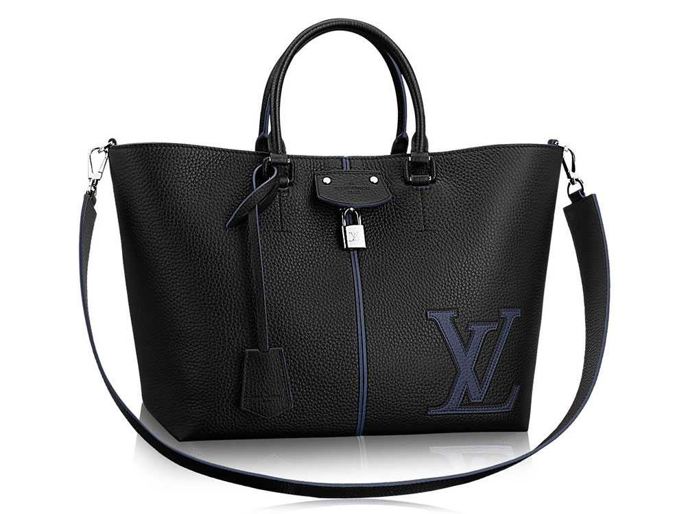 louis vuitton bags 2017 black. the new louis vuitton pernelle tote is great for big bag lovers and frequent travelers alike - purseblog bags 2017 black