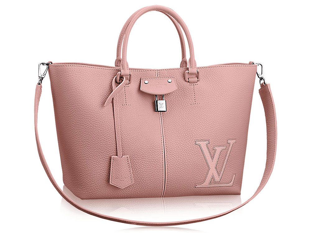 d8d7fffd3d8 The New Louis Vuitton Pernelle Tote is Great for Big Bag Lovers and ...