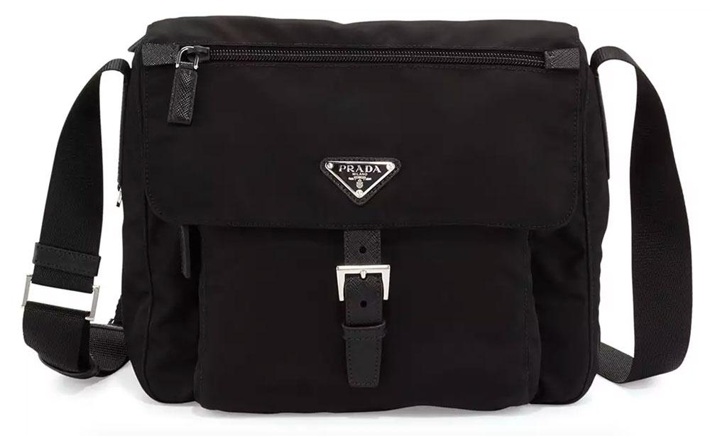 d0e1ba917ce916 Prada's Nylon Bags are Fall 2017's Most Functional Handbag Comeback ...