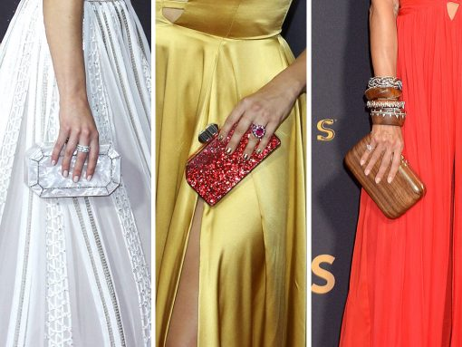 The Best Red Carpet Bags from the 2017 Emmy Awards