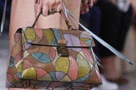 On Its Spring 2018 Runway, Bottega Veneta's Bags Were Uncommonly Creative
