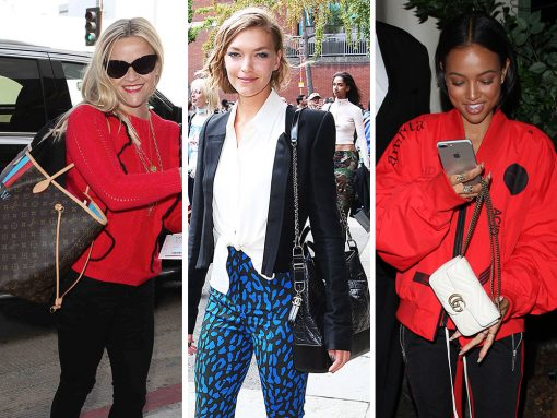 London Fashion Week Celebs Deliver the Best Bags from Chanel, Christopher Kane and Dolce & Gabbana