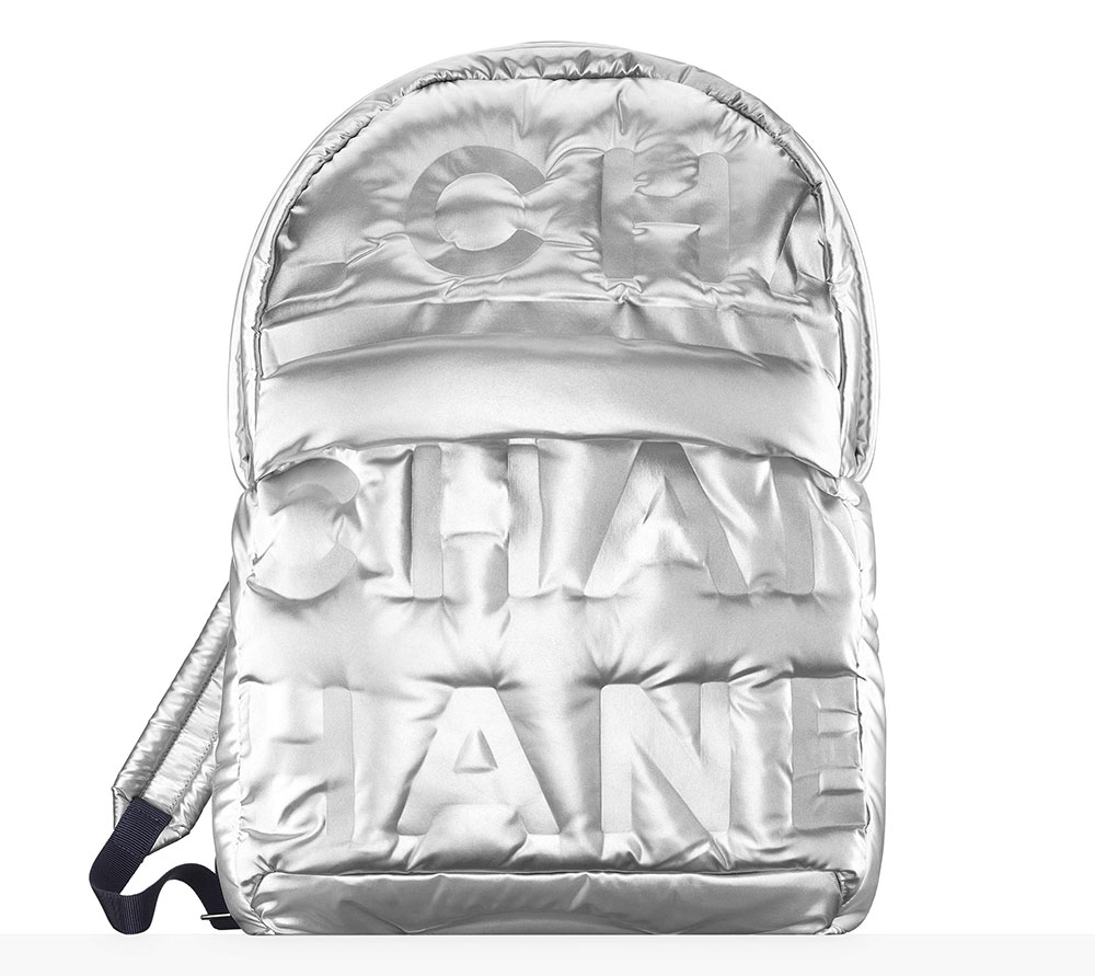 61f73773de2288 Chanel-Backpack-Silver-2900 - PurseBlog