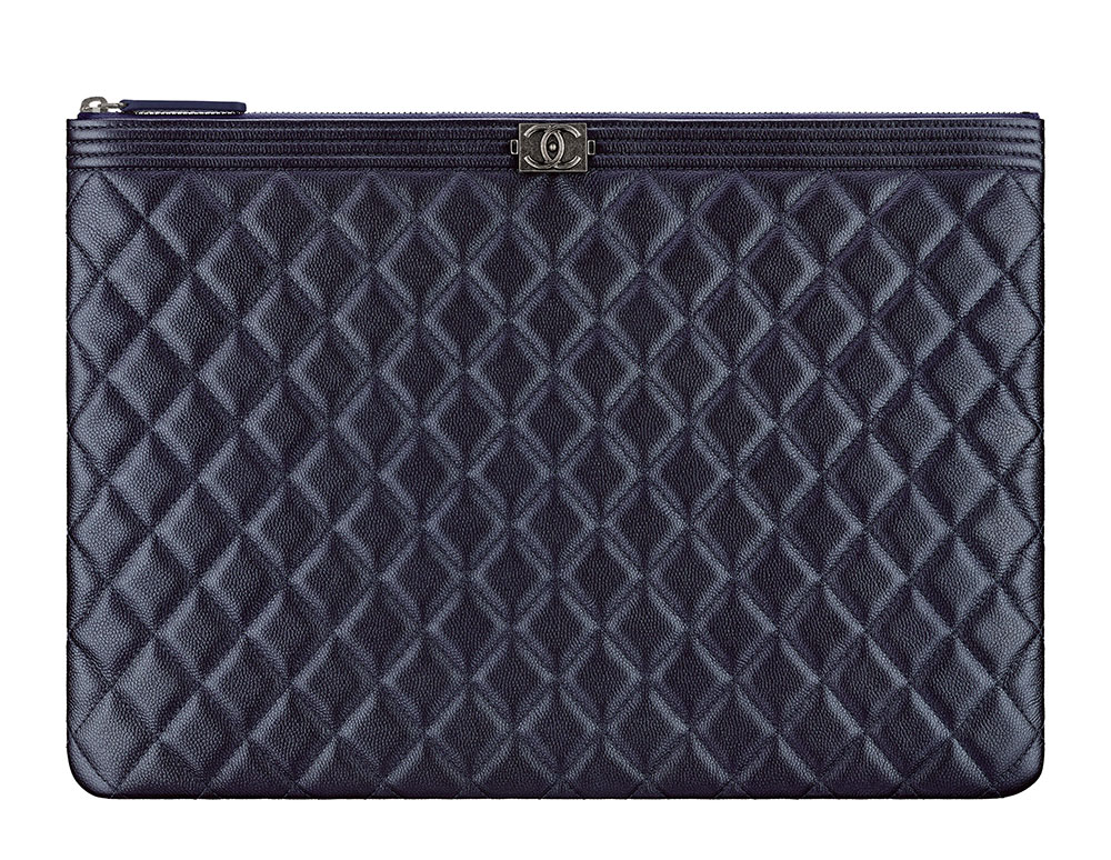 51dba985143ec3 Chanel's Fall 2017 Wallets, WOCs and Accessories are Here, and We ...