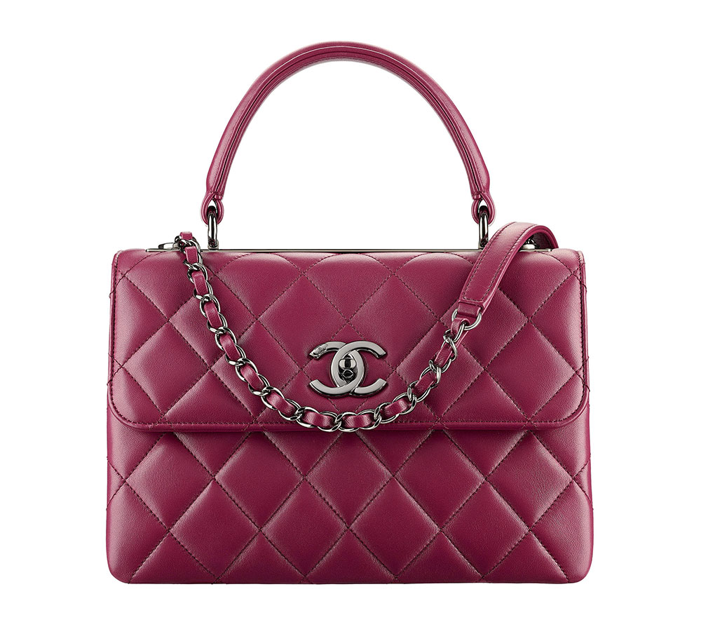 f4802a63cca4 Chanel-Flap-Bag-with-Top-Handle-Pink-5600 - PurseBlog