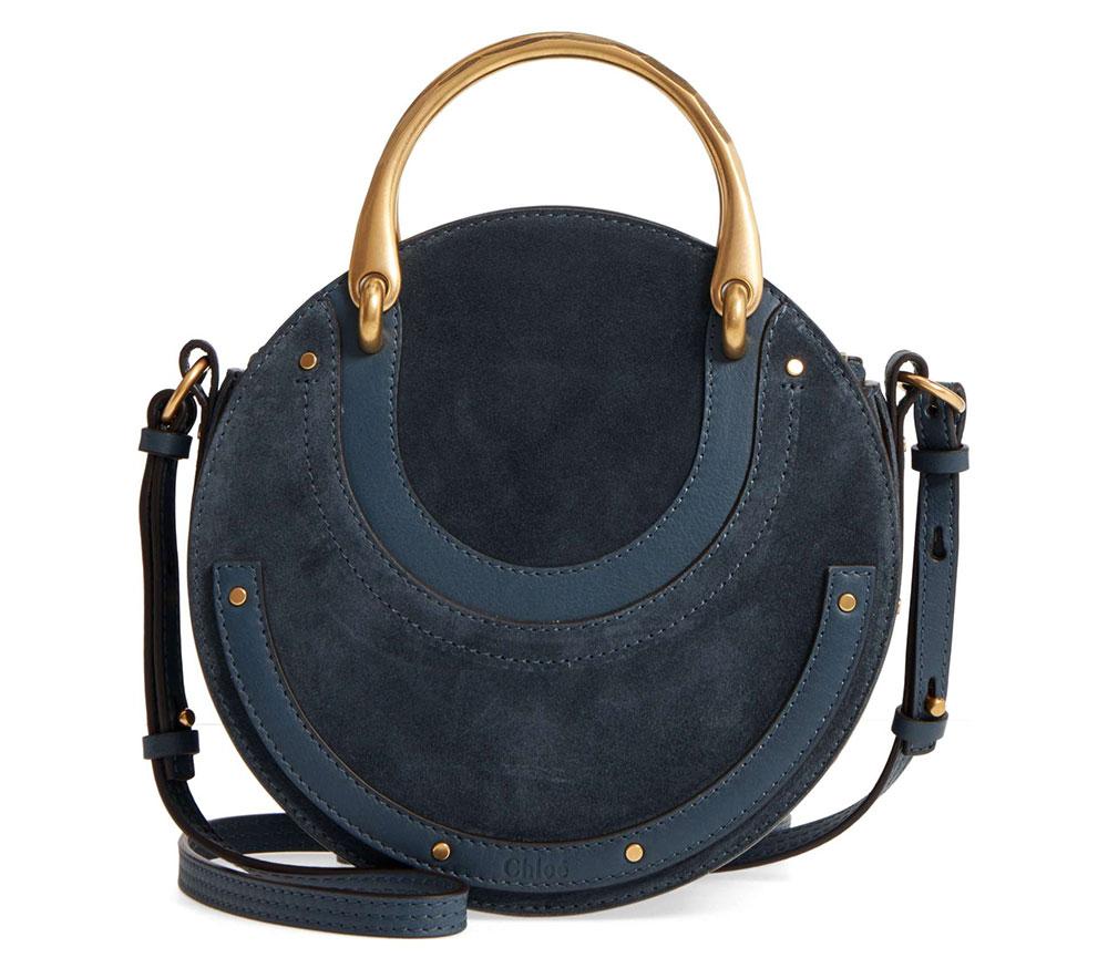 415d2246b9c Navy is the World  39 s Most Underrated Handbag Color - PurseBlog. Chloe  Paddington - PurseBlog