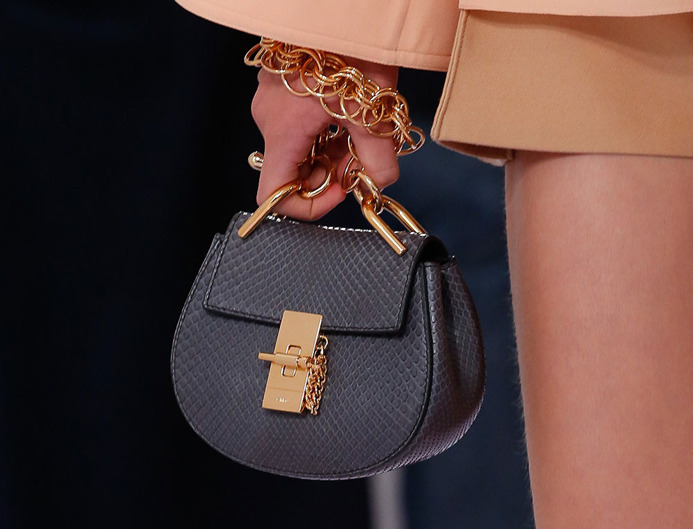 c0ccd7f6d7 Chloé s New Designer Debuts By Embracing Some Old Favorite Bags on ...