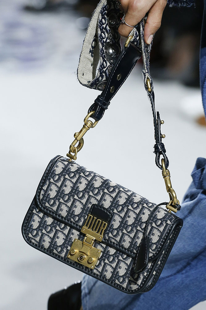 Dior S Spring 2018 Runway Bags Continue The Brand S New
