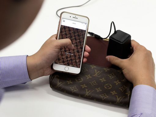 This Startup Says Its Gadget Can Authenticate Your Handbag with Over 98% Accuracy