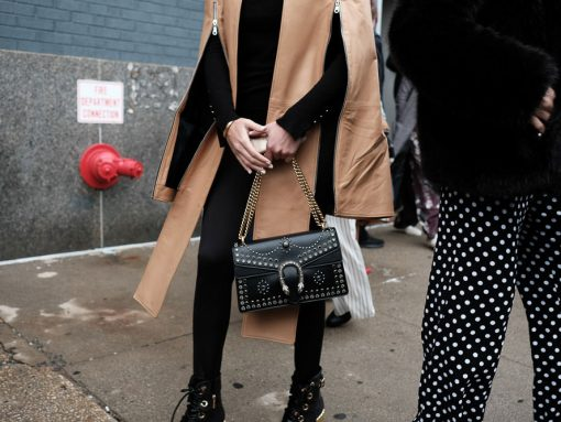 Our 40 Favorite Street Style Handbag Photos of New York Fashion Weeks Past
