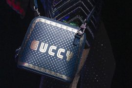 Gucci Went Back to the Future with an 80s-Themed Handbag Spectacular on Its Spring 2018 Runway