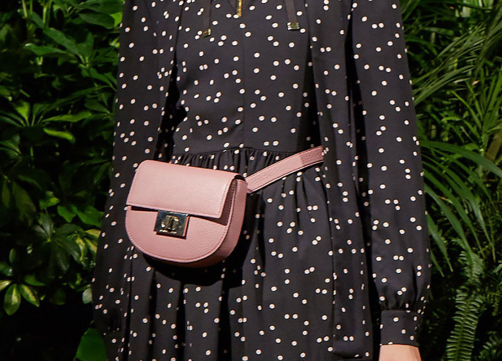 Kate Spade Goes Back To Its Roots With Boxy Little Bags