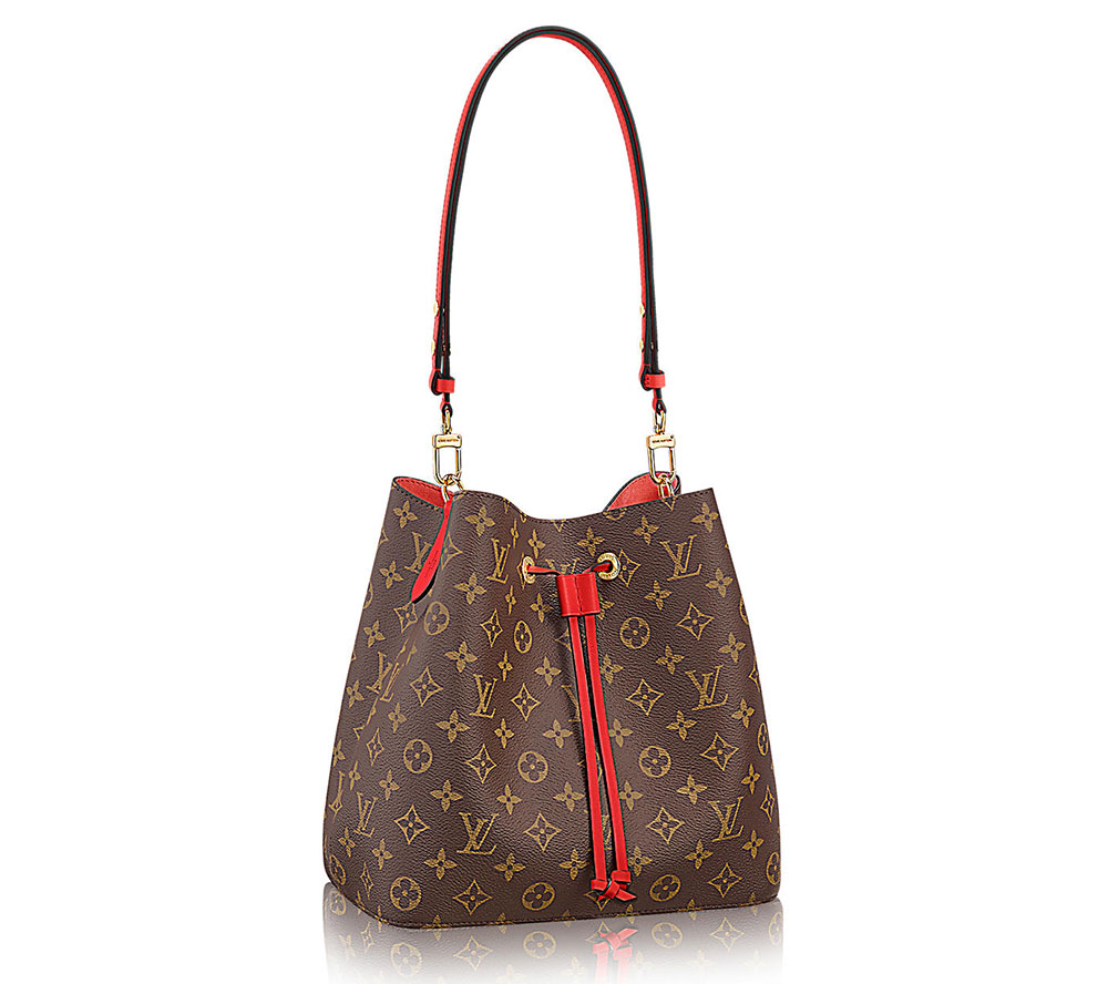 the louis vuitton neonoe bag may be the brand 39 s most underrated design purseblog. Black Bedroom Furniture Sets. Home Design Ideas