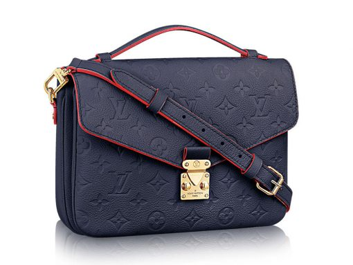Navy is the World's Most Underrated Handbag Color