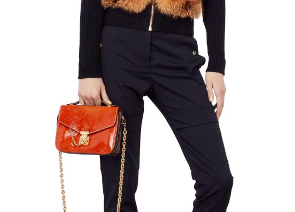The Super Popular Louis Vuitton Pochette M 232 Tis Bag Now