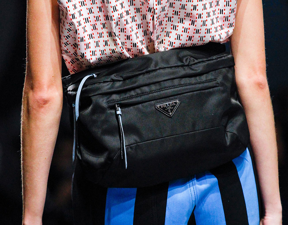 d3cef215f greece qc prada nylon waist bag from p irit c2184 c7d69; where to buy prada  spring 2018 bags 6 c425b c62ae