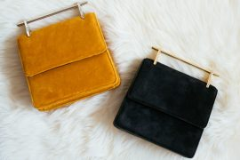 Loving Lately: M2Malletier's Mini Collectionneuse is the Velvet Bag You Need Now